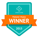 Open Care Patient's Choice Winner 2015