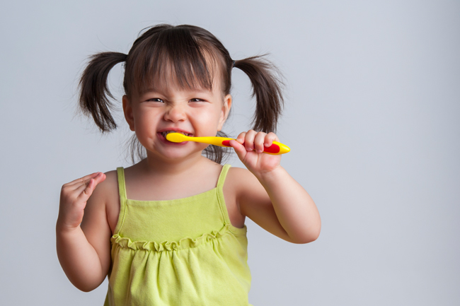How to Get Children Interested In Brushing Their Teeth | Family Dentistry Little Rock